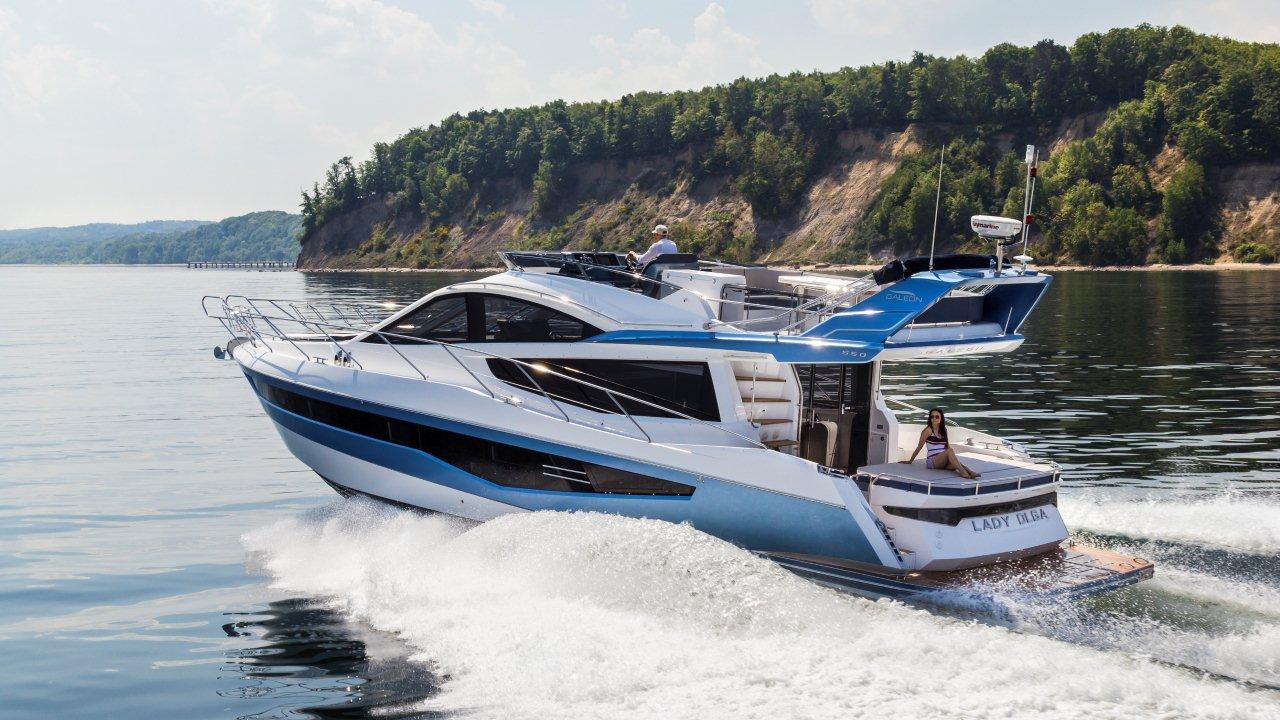 Galeon 550 FLY External image 30