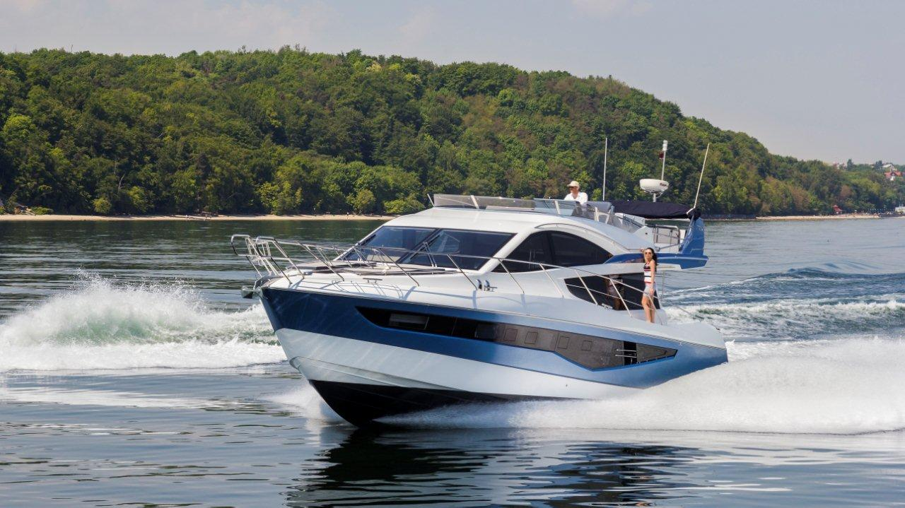 Galeon 550 FLY External image 31