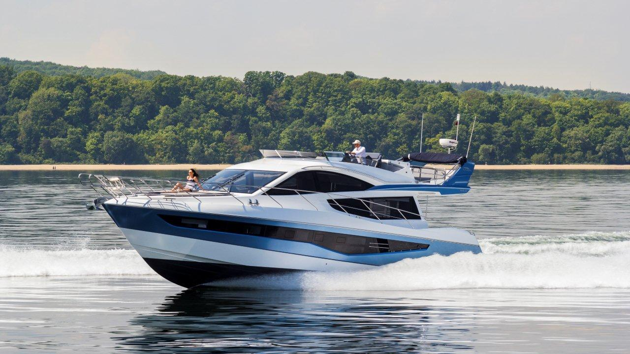 Galeon 550 FLY External image 32