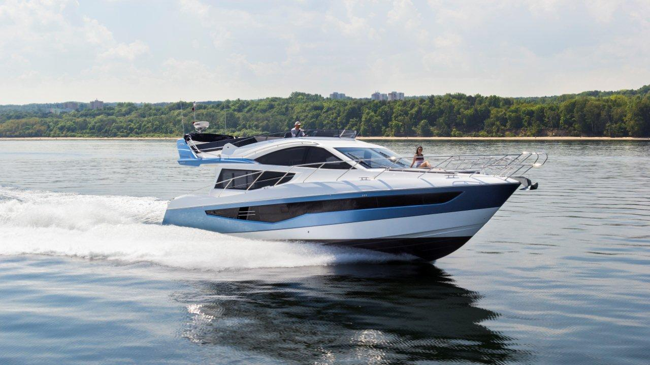 Galeon 550 FLY External image 35