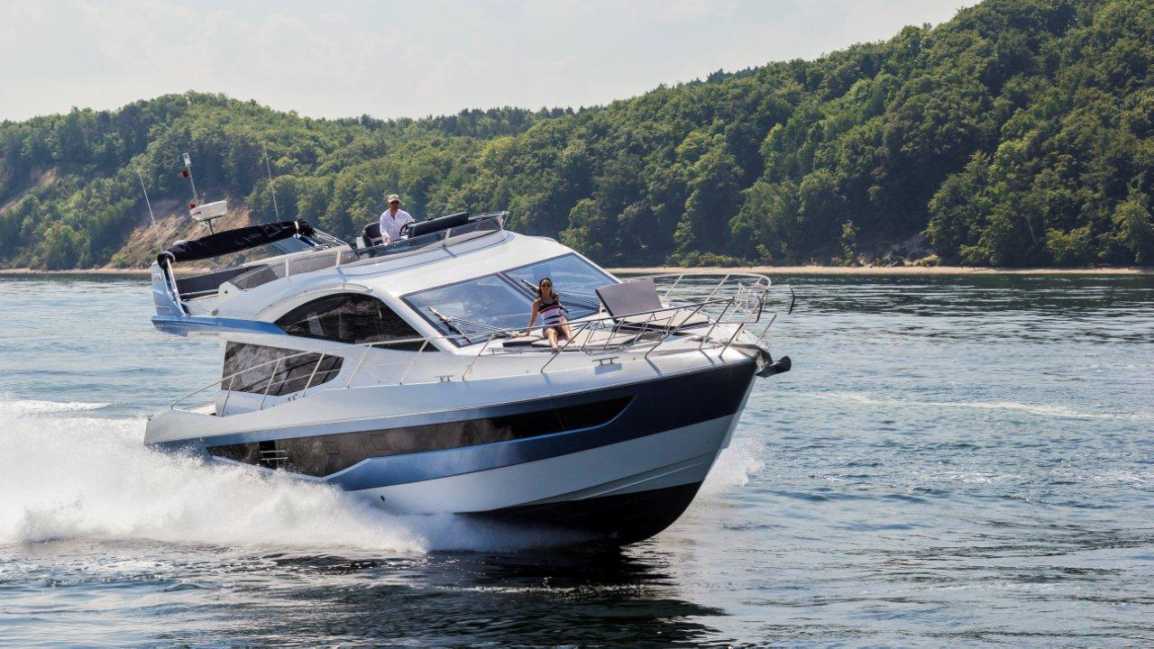 Galeon 550 FLY External image 6
