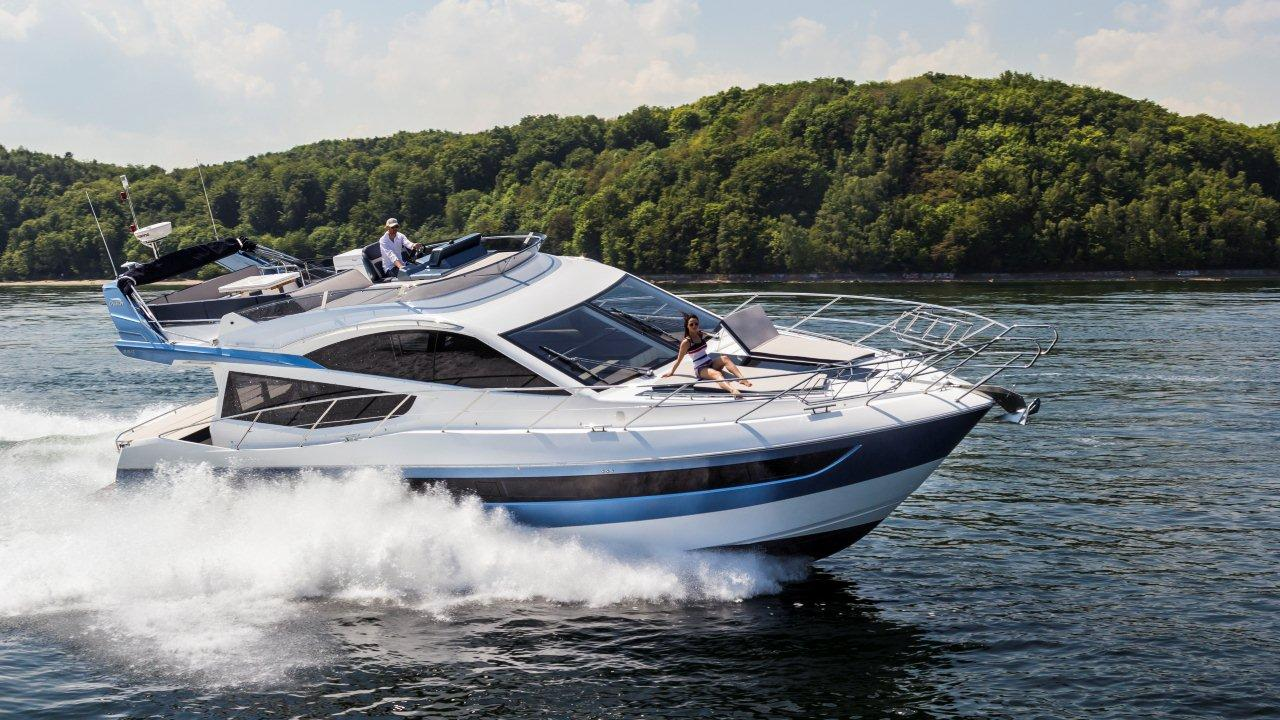 Galeon 550 FLY External image 7