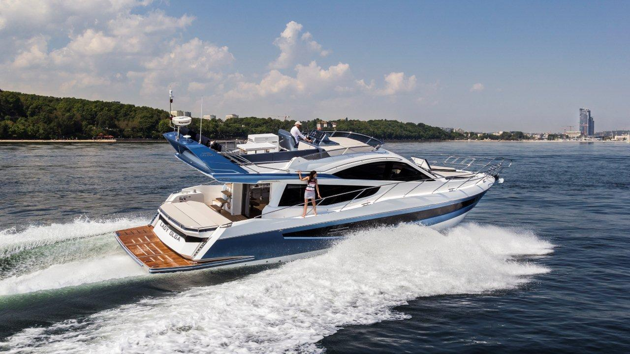 Galeon 550 FLY External image 8