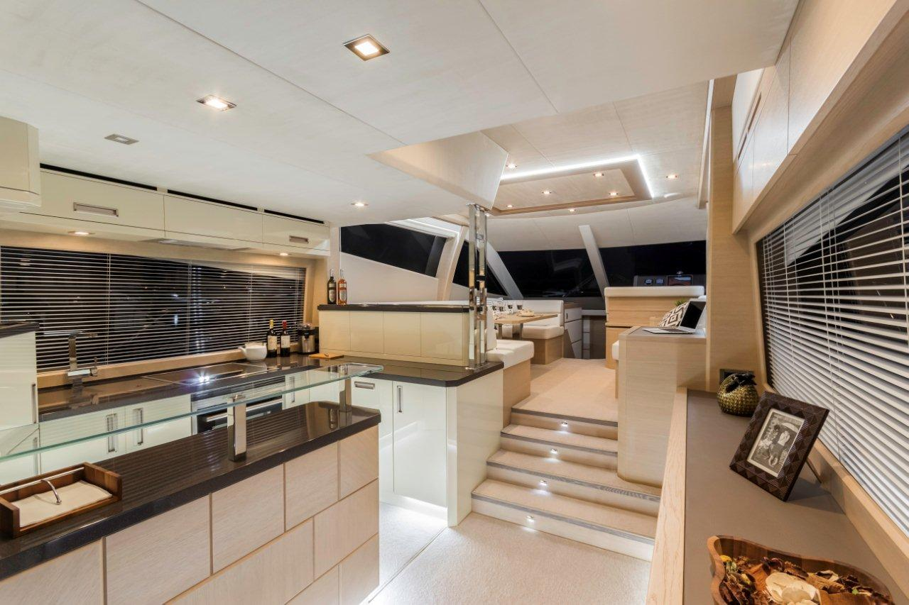 Galeon 550 FLY Internal image 1