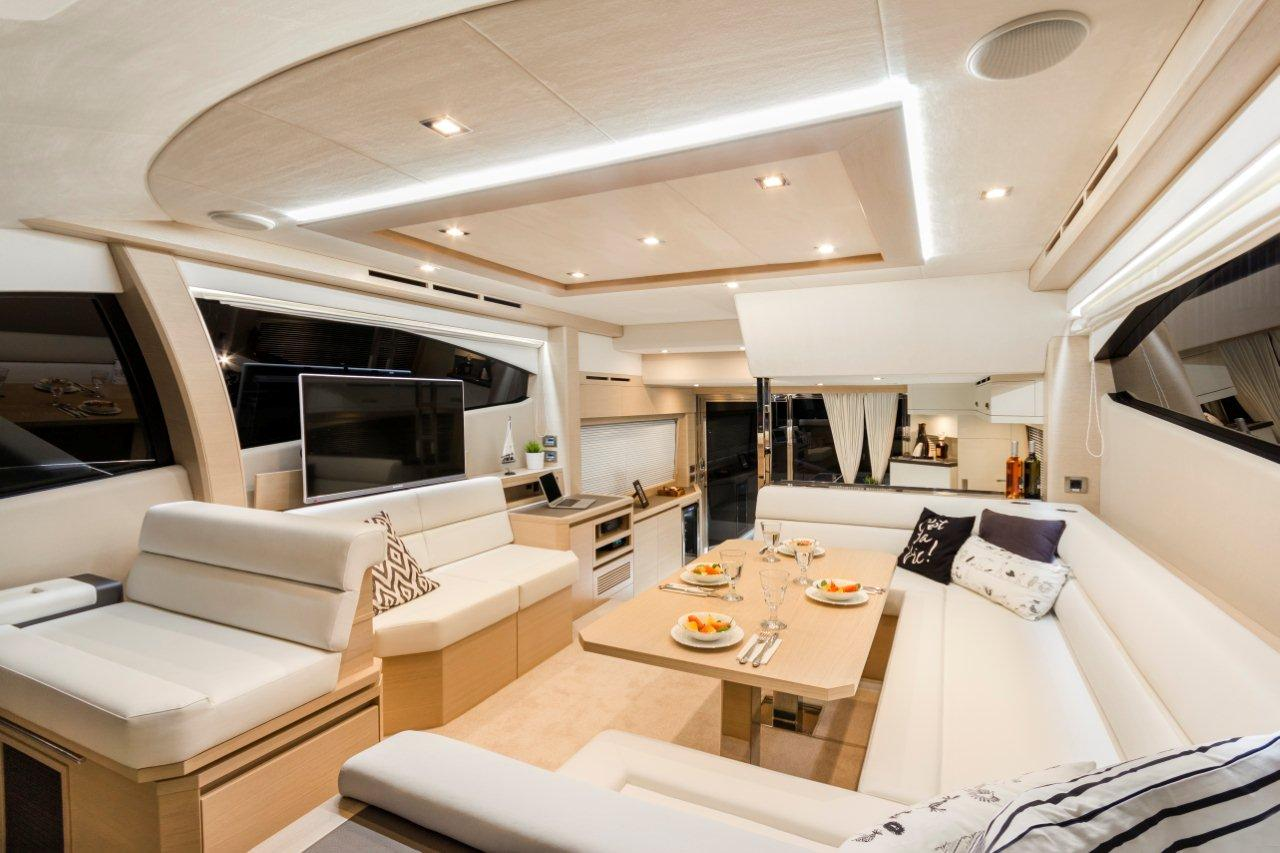 Galeon 550 FLY Internal image 11