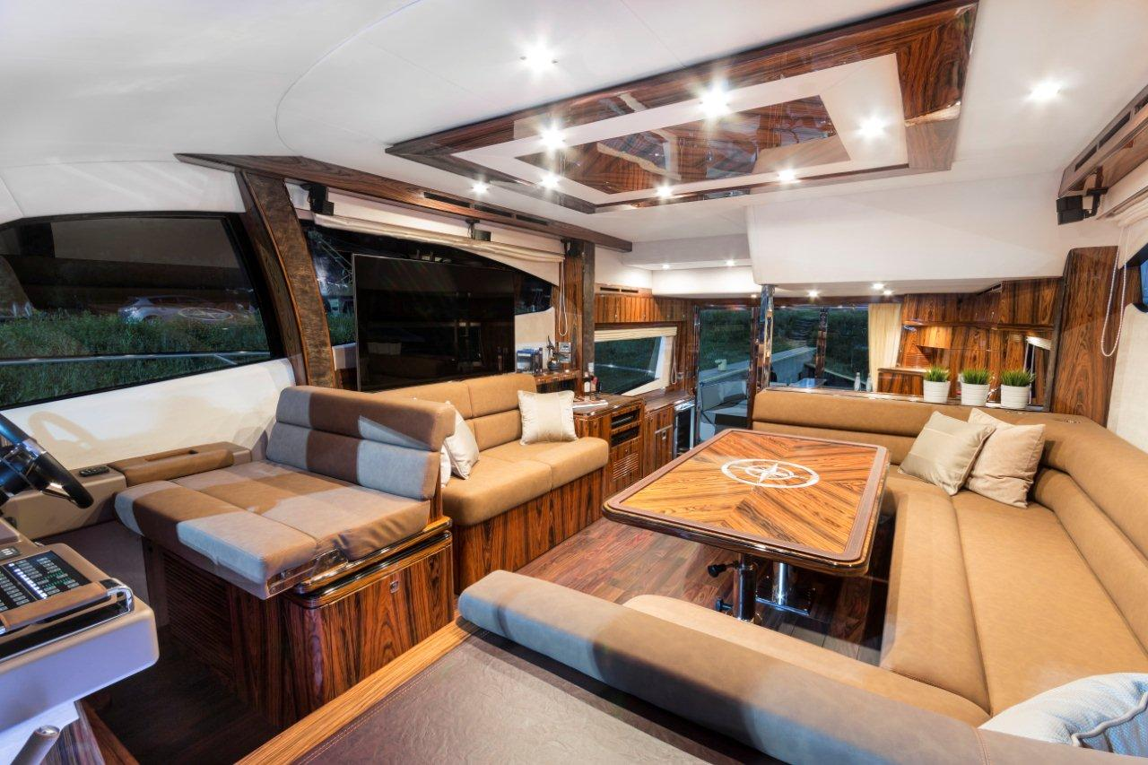 Galeon 550 FLY Internal image 26