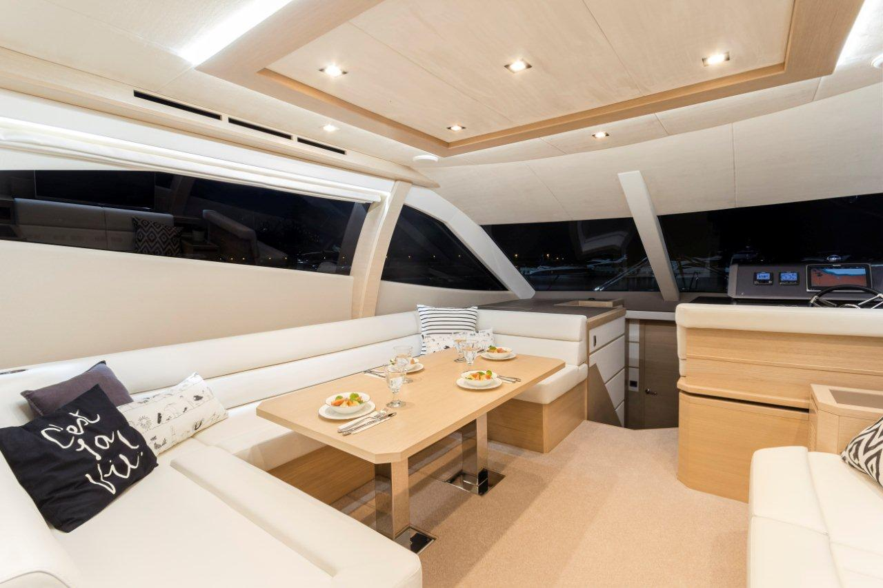 Galeon 550 FLY Internal image 3
