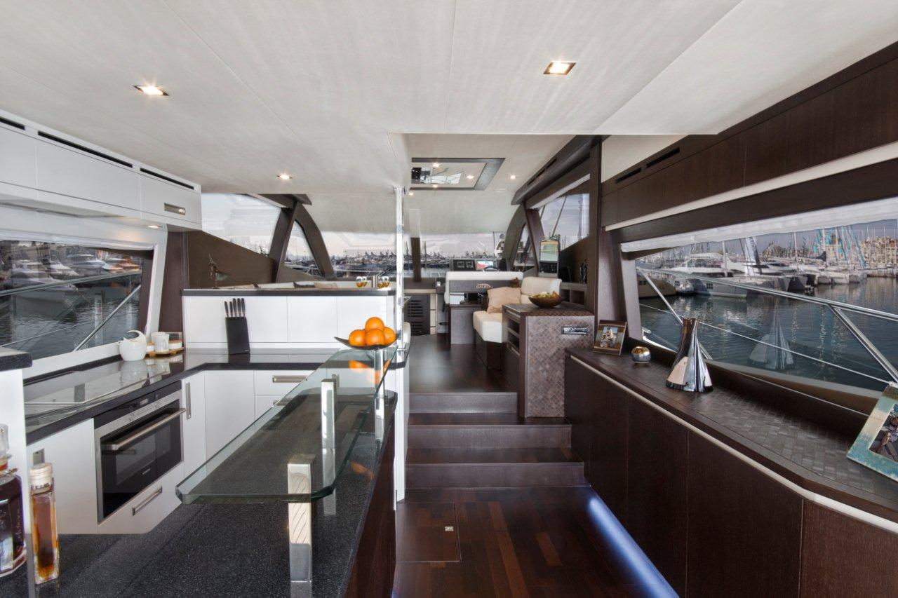 Galeon 550 FLY Internal image 37