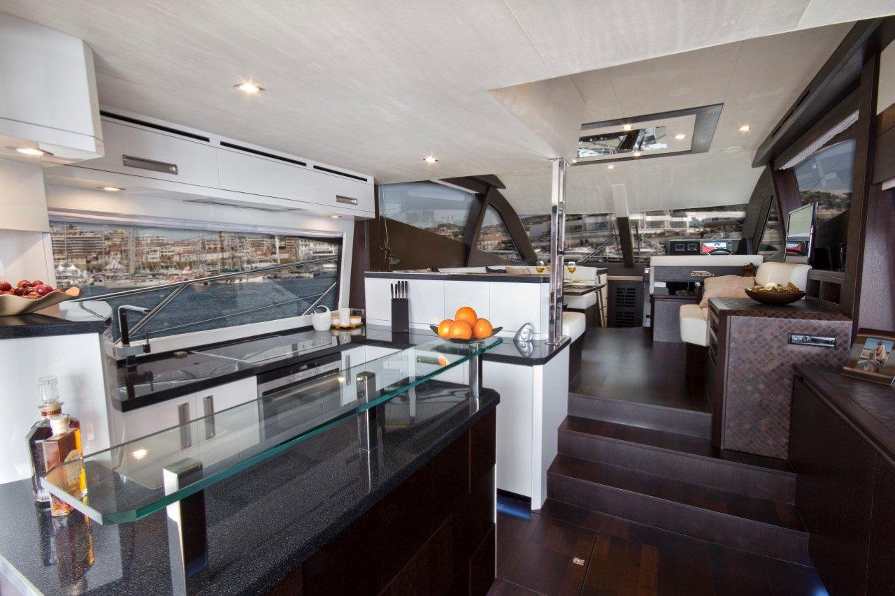 Galeon 550 FLY Internal image 38
