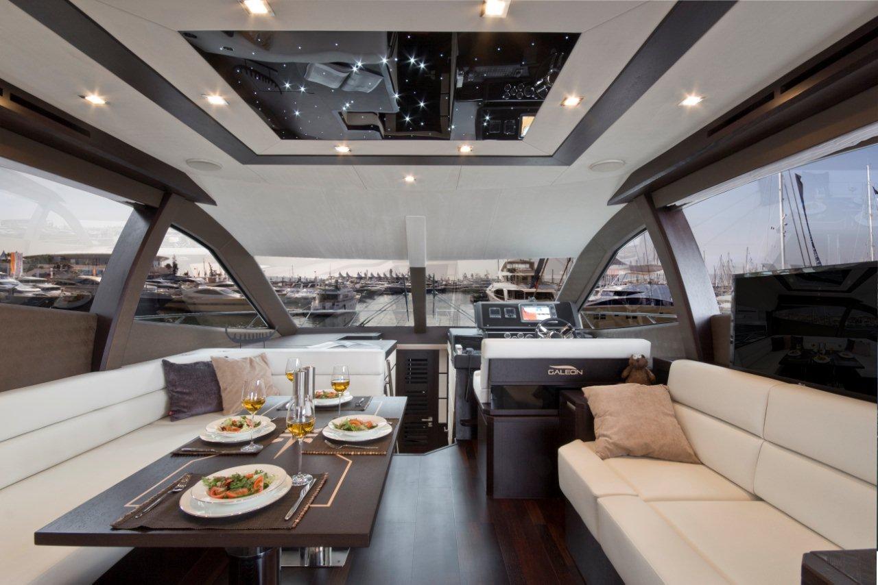 Galeon 550 FLY Internal image 43