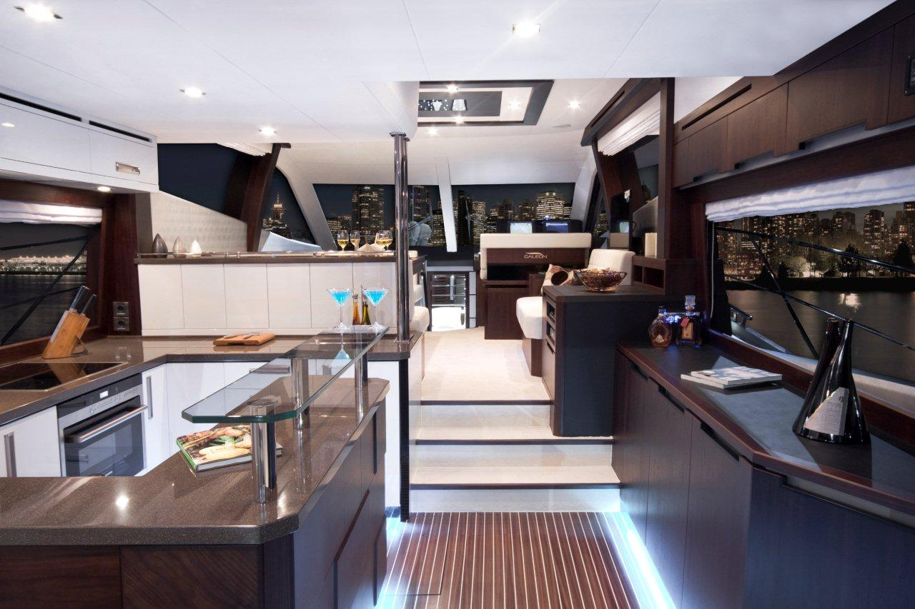 Galeon 550 FLY Internal image 46
