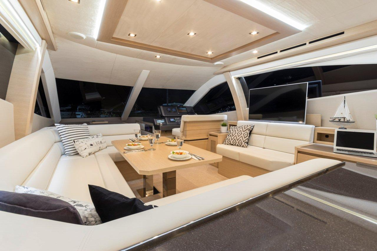 Galeon 550 FLY Internal image 6
