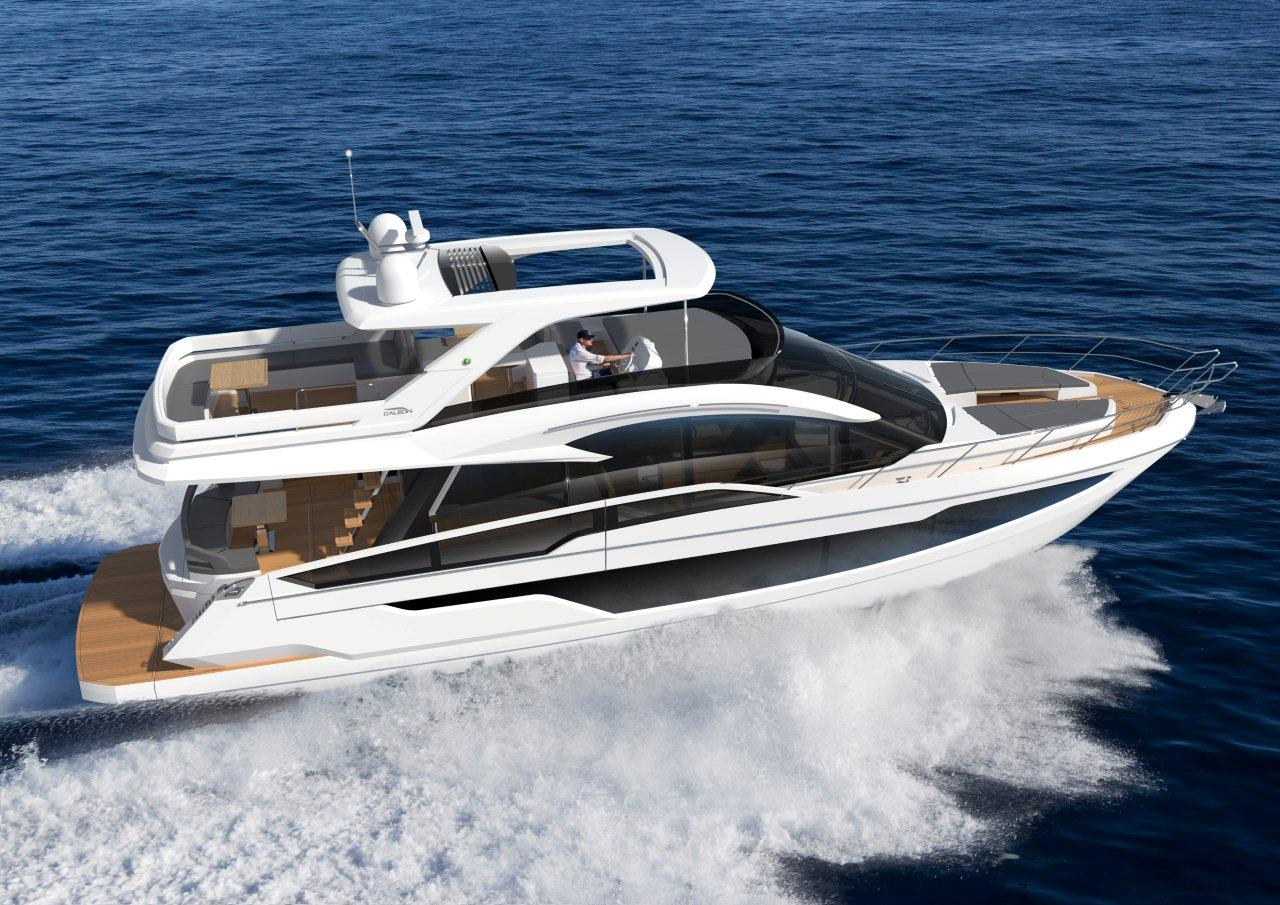 Galeon 640 FLY External image 6