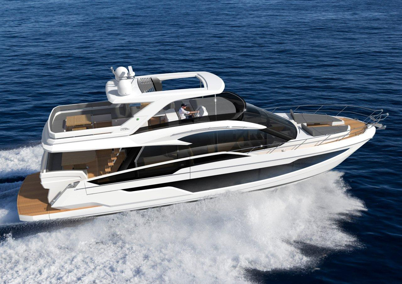 Galeon 640 FLY External image 8