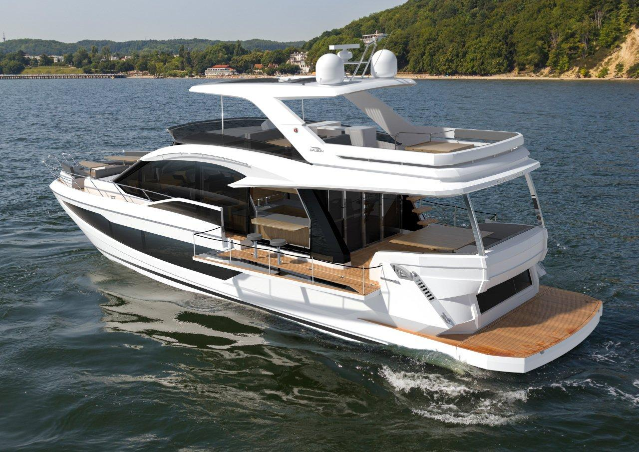 Galeon 640 FLY External image 9