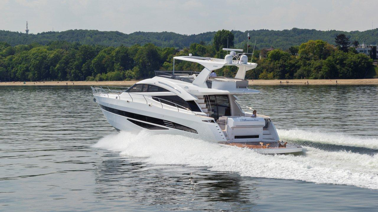 Galeon 660 FLY External image 21