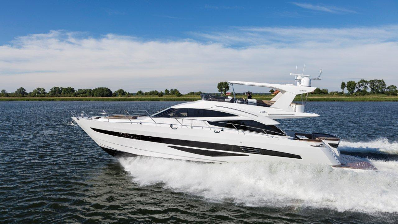 Galeon 660 FLY External image 46
