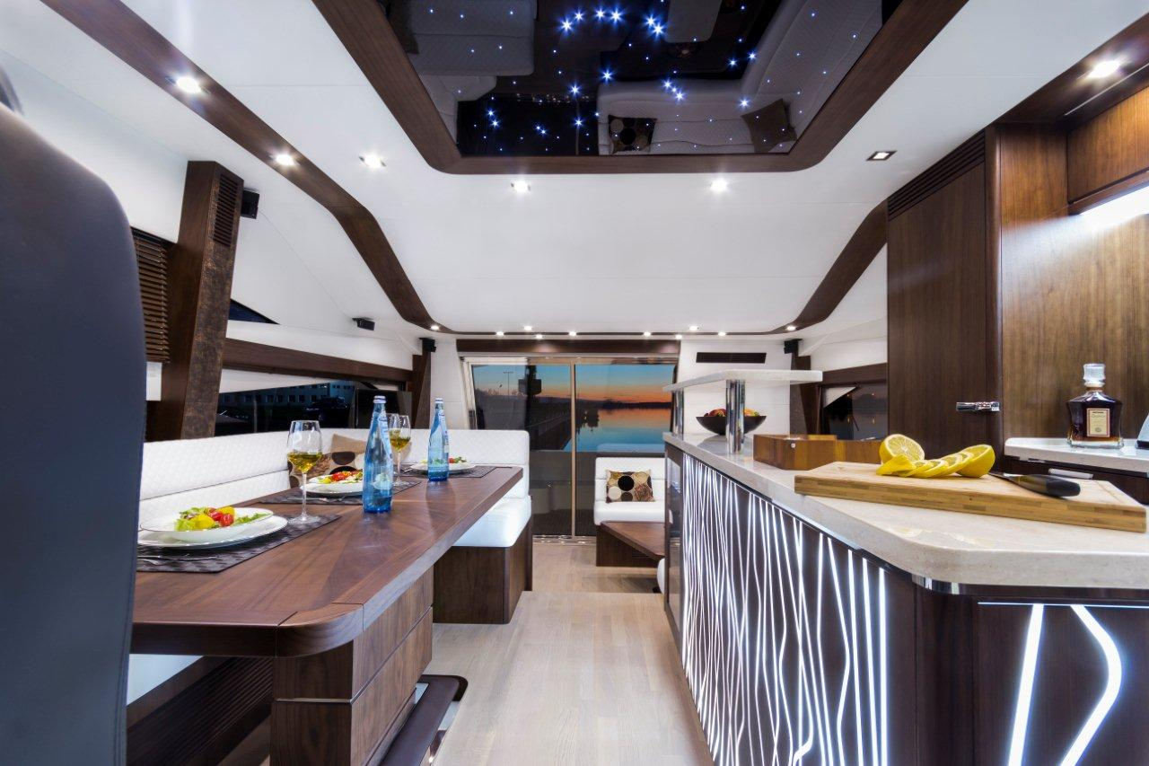 Galeon 660 FLY Internal image 10