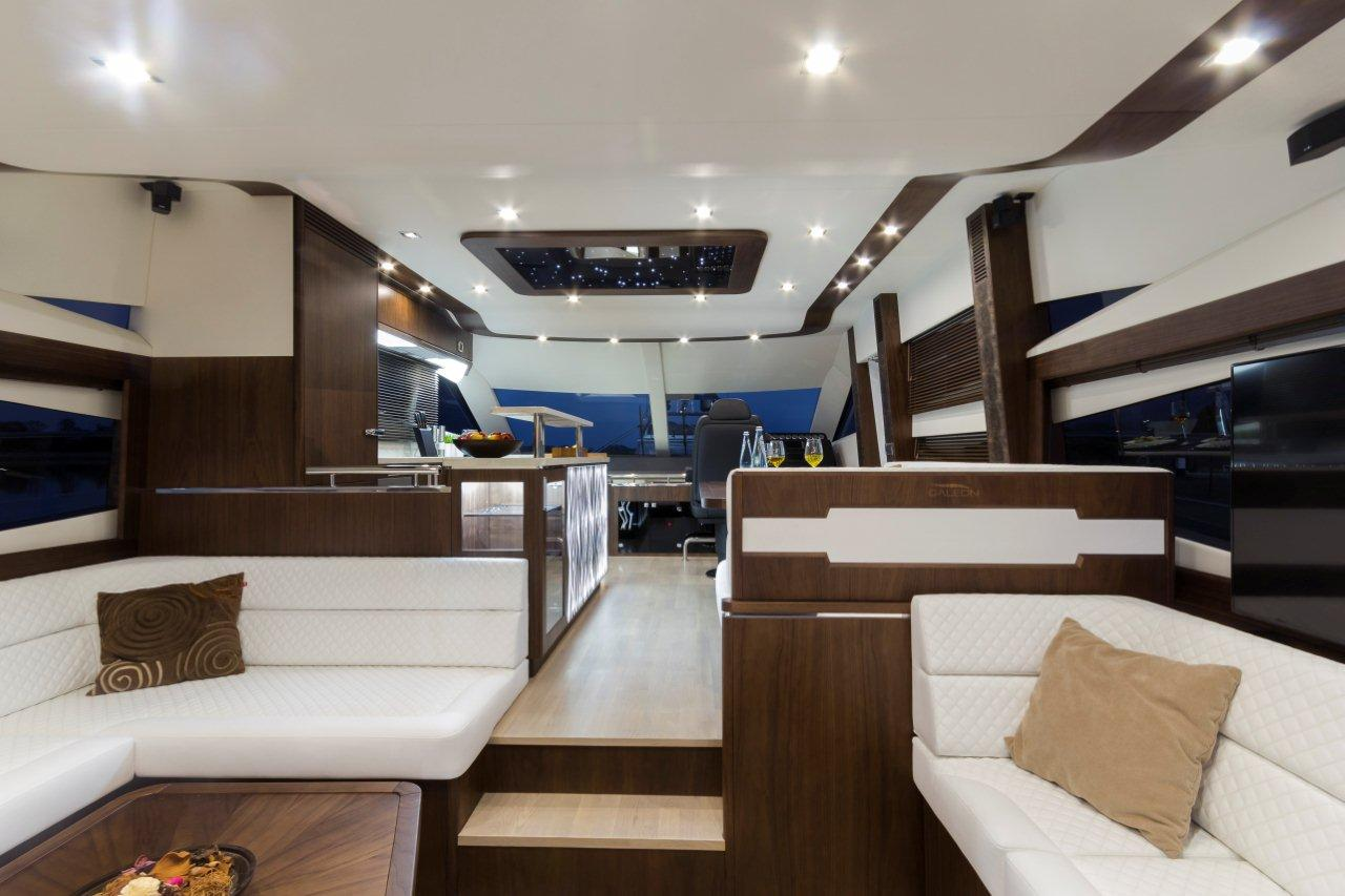 Galeon 660 FLY Internal image 2