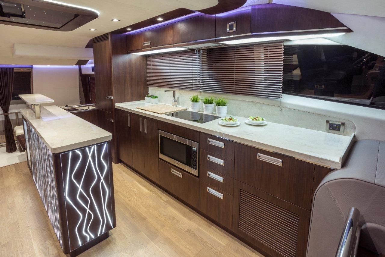 Galeon 660 FLY Internal image 35