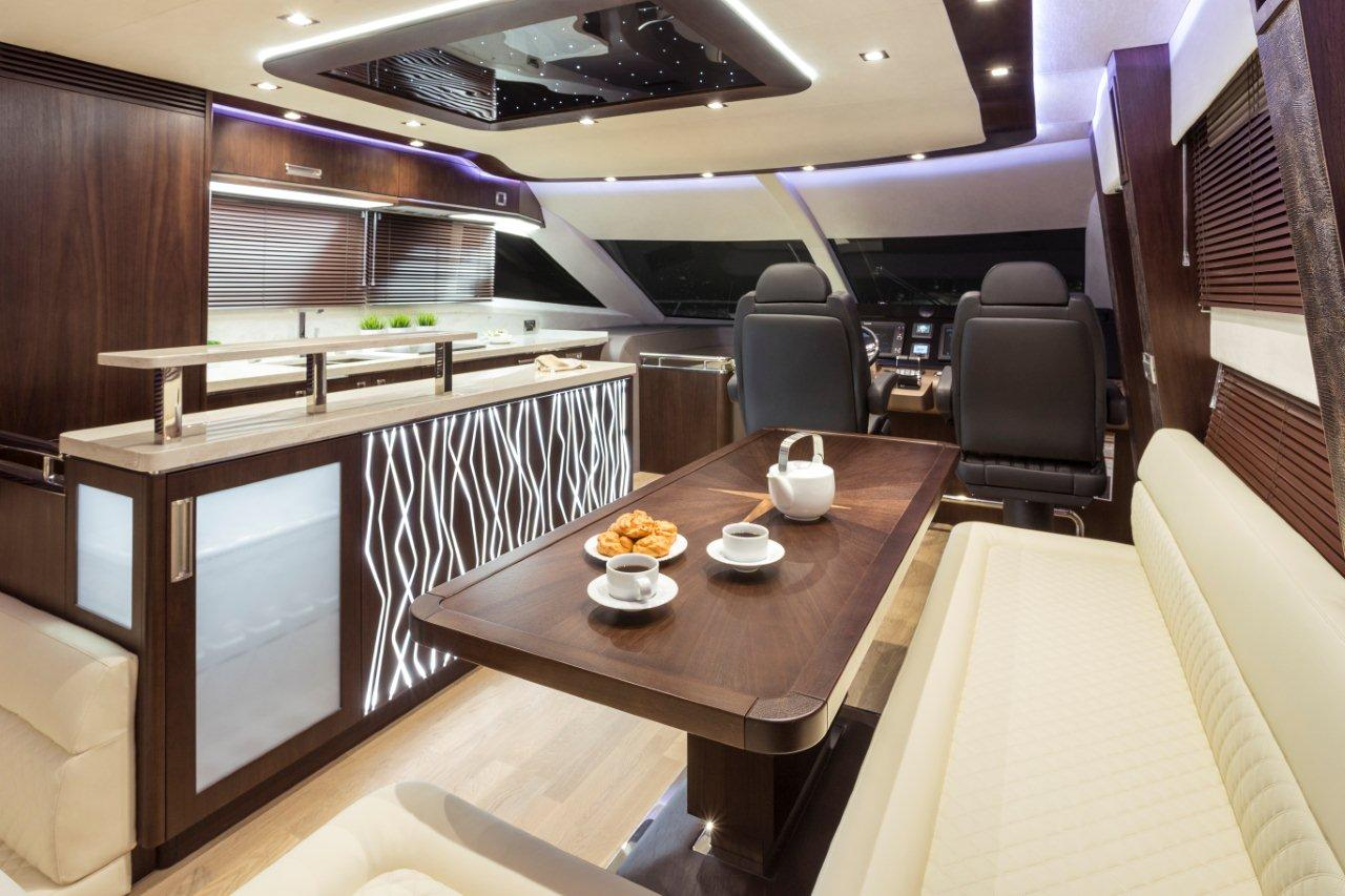 Galeon 660 FLY Internal image 39