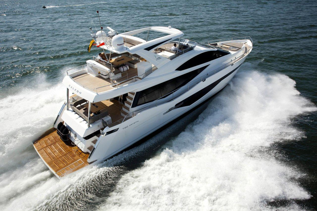 Galeon 780 CRYSTAL External image 14