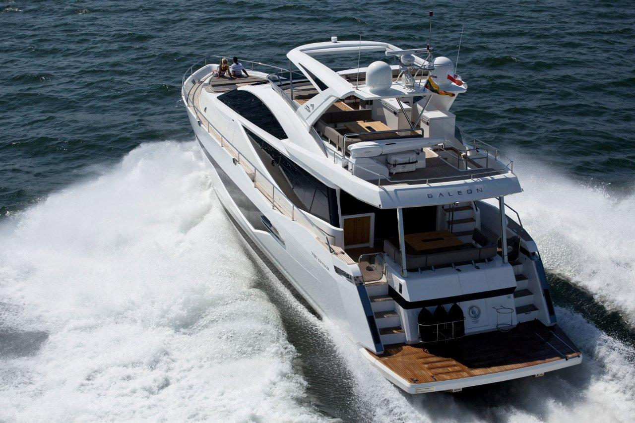 Galeon 780 CRYSTAL External image 8