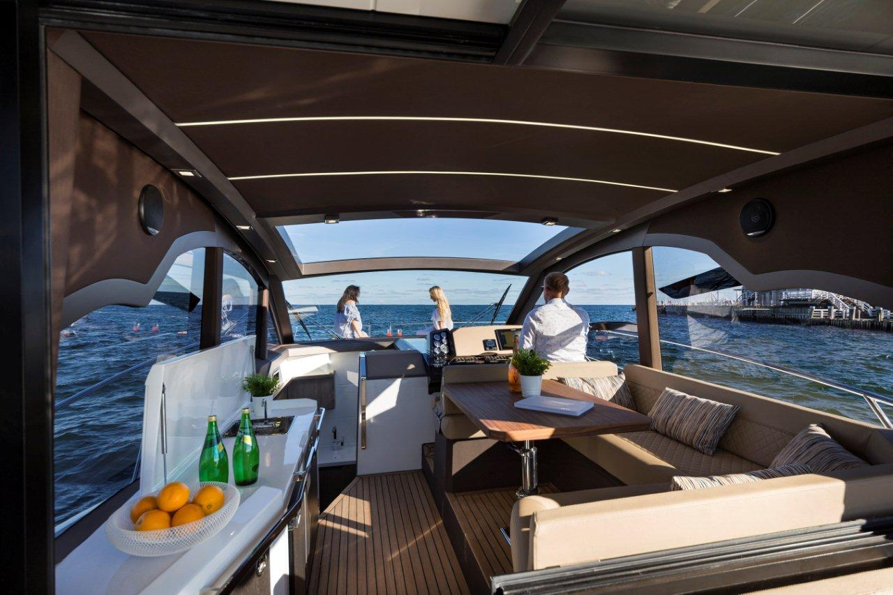 Galeon 425 HTS External image 25