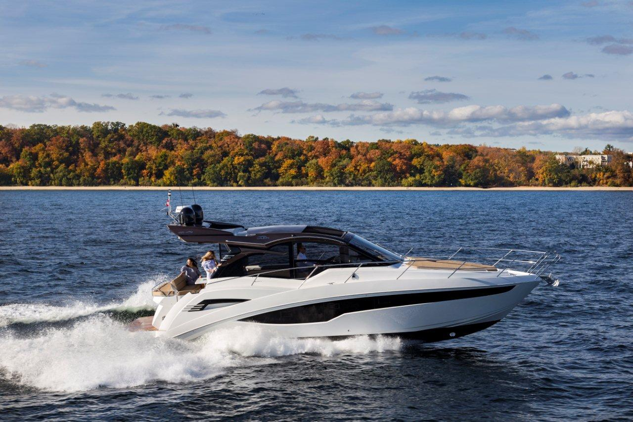 Galeon 425 HTS External image 36