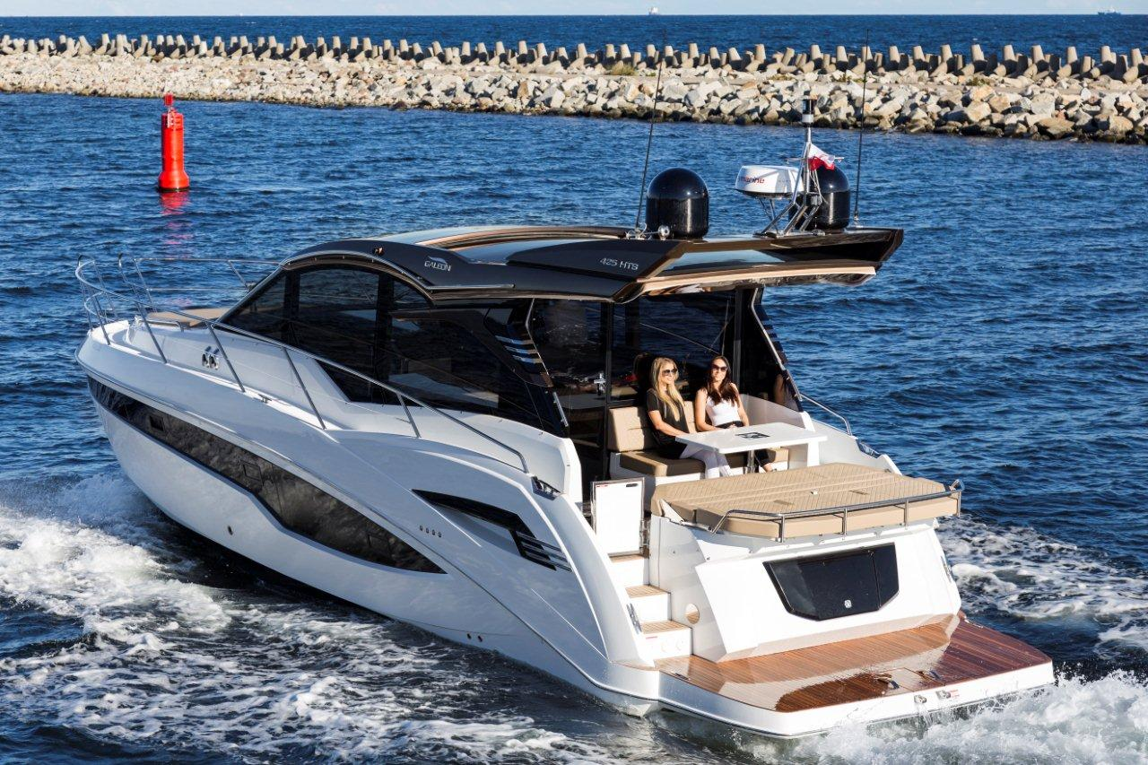 Galeon 425 HTS External image 4