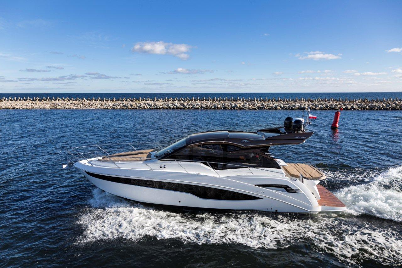Galeon 425 HTS External image 5