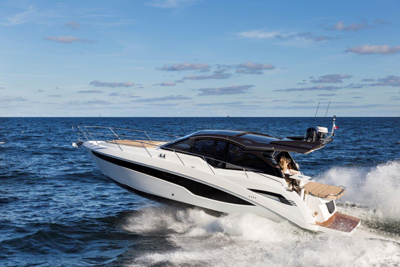 Galeon 425 HTS External image 7