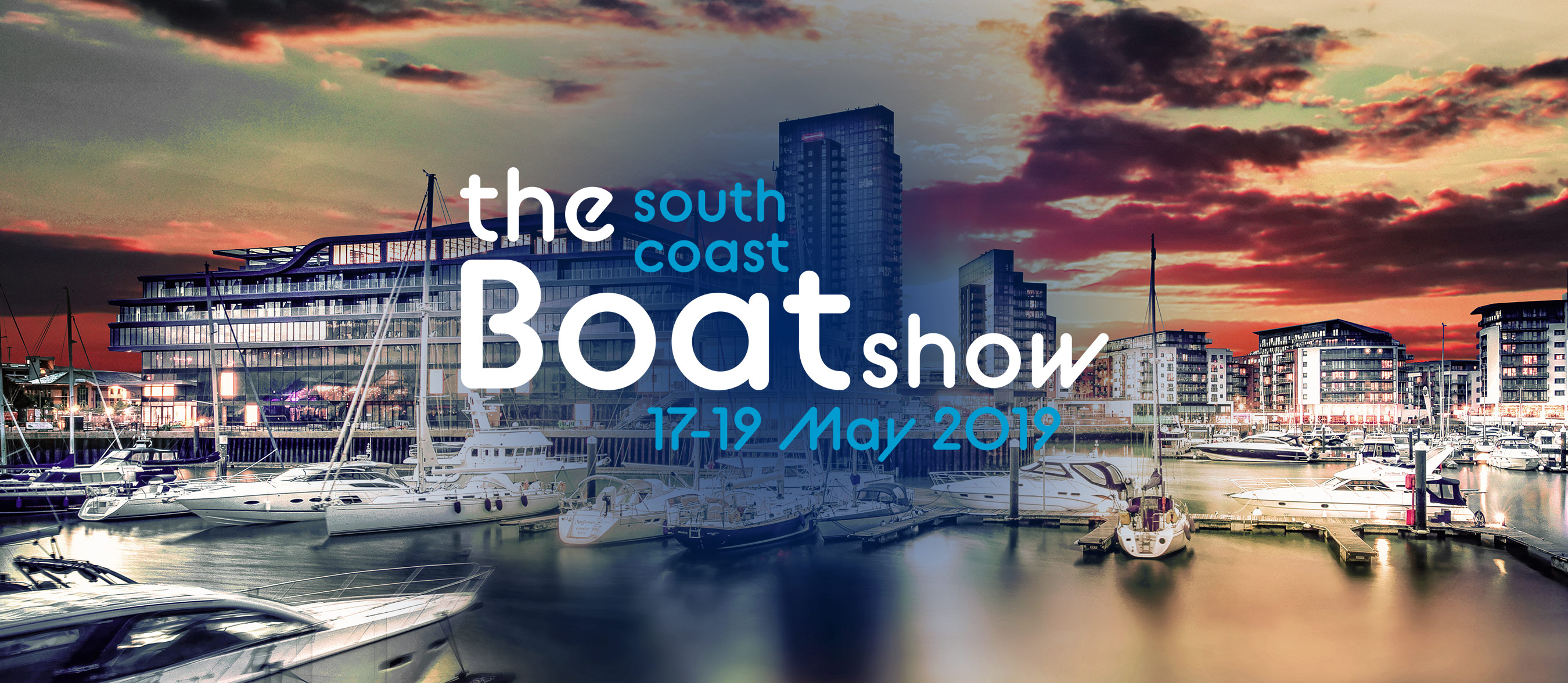 Galeon at the South Coast Boat Show