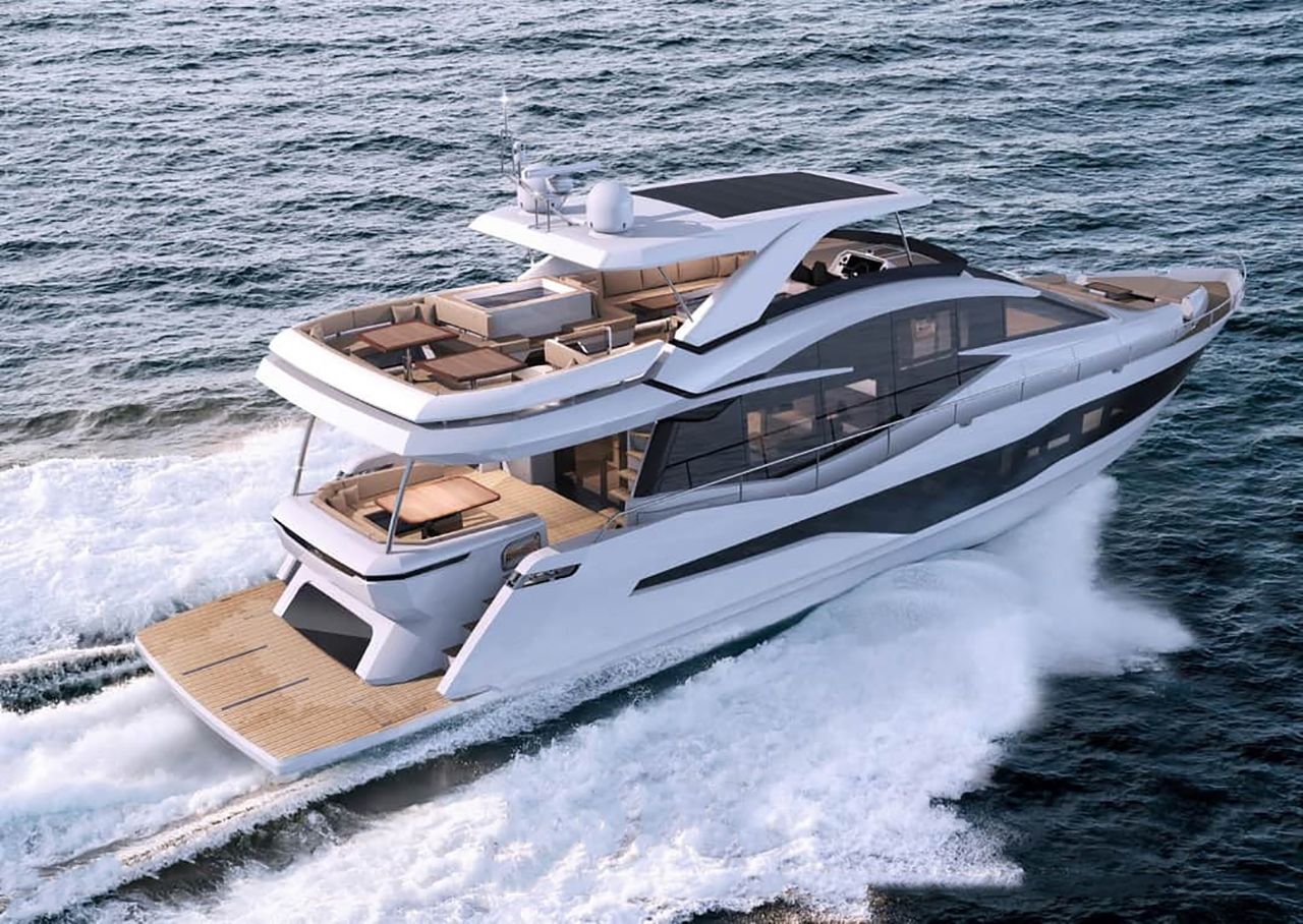 Galeon 800 FLY External image 1